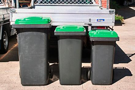 Velićine spremnika za smeće