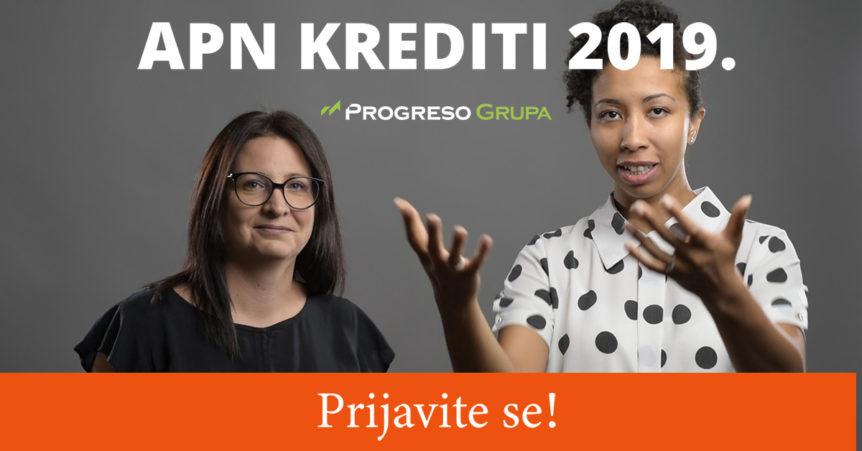 APN krediti u 2019