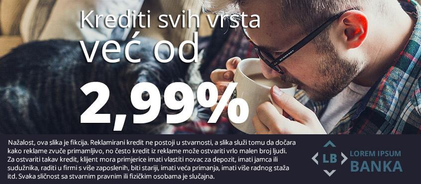 "Featured image for ""Usporedba kredita banaka"""